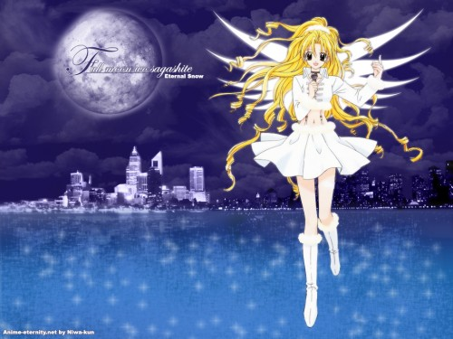 Studio DEEN, Full Moon wo Sagashite, Full Moon (Character) Wallpaper