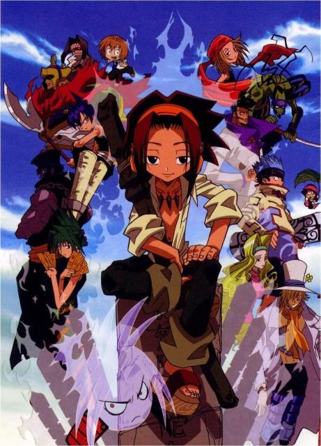Hiroyuki Takei, Xebec, Shaman King, Bason (Shaman King), Eliza (Shaman King)