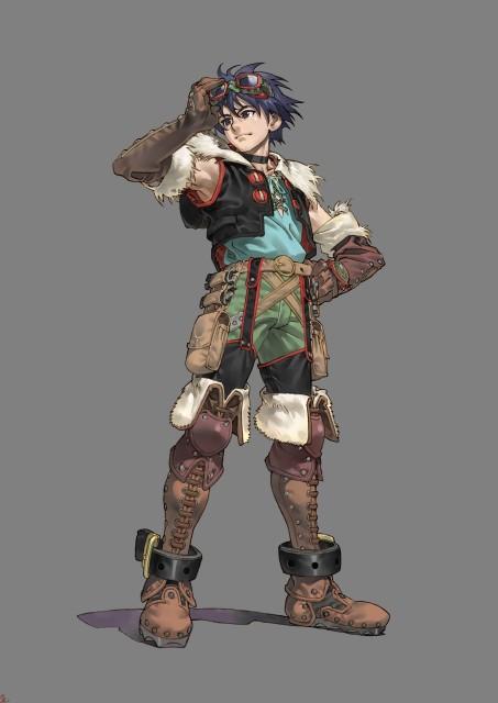 Square Enix, Grandia, Yuki (Grandia)
