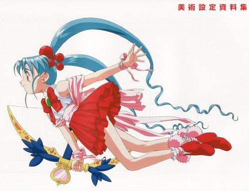 Geneon/Pioneer, Magical Girl Pretty Sammy, Sasami Masaki Jurai
