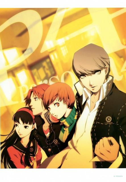 Shigenori Soejima, Anime International Company, Atlus, Soejima Shigenori Artworks 2004-2010, Shin Megami Tensei: Persona 4
