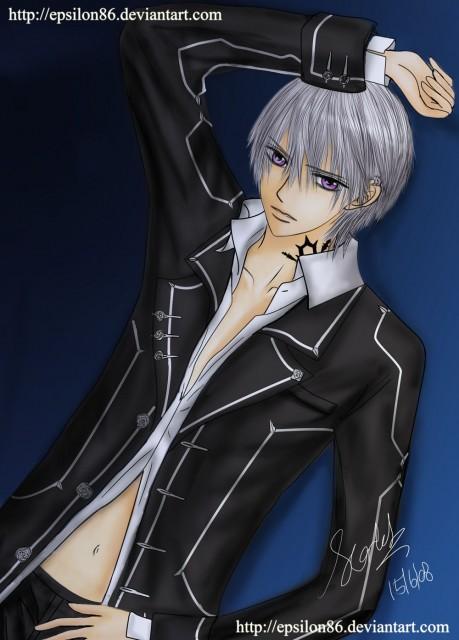 Vampire Knight, Zero Kiryuu, Member Art