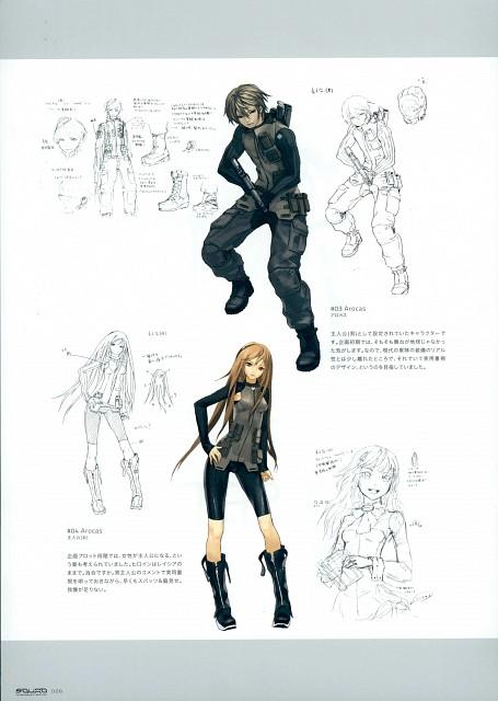 redjuice, SQUAD: Concept Designs for