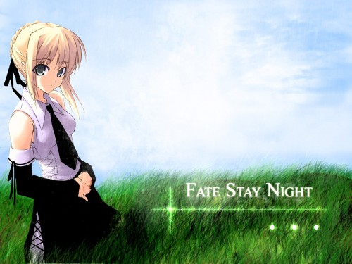 Shingo, Missing Link, Fate/stay night, Saber, Doujinshi Wallpaper