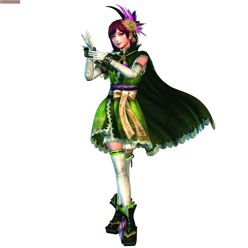 Warriors Orochi, Sengoku Musou, Gracia, Official Digital Art