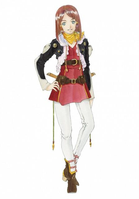Kousuke Fujishima, Namco, Tales of Zestiria, Rose (Tales of Zestiria), Official Digital Art