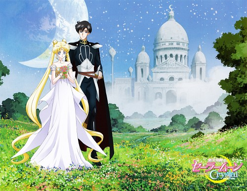 Toei Animation, Bishoujo Senshi Sailor Moon, Princess Serenity, Prince Endymion, Pin-up Poster