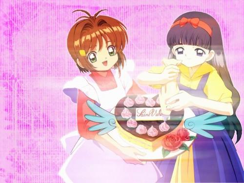 Madhouse, Cardcaptor Sakura, Tomoyo Daidouji, Sakura Kinomoto Wallpaper