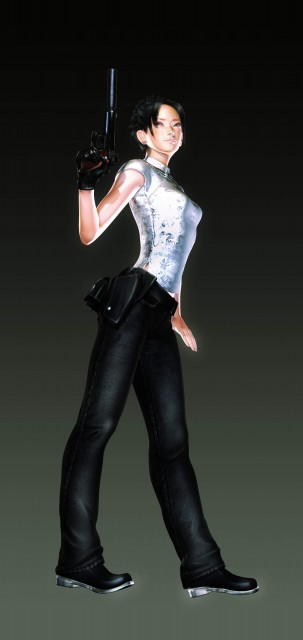 Capcom, Resident Evil: Dead Aim, Fong Ling