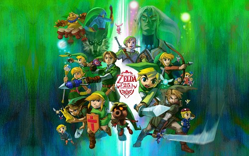 Nintendo, The Legend of Zelda: A Link to the Past, The Legend of Zelda: Twilight Princess, The Legend of Zelda: Majora's Mask, The Legend of Zelda: Spirit Tracks