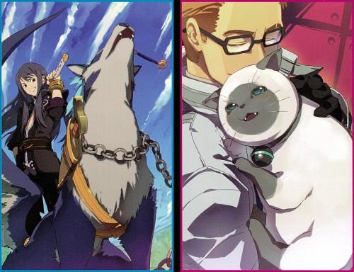 Kousuke Fujishima, Namco, Tales of Xillia 2, Tales of Vesperia, Repede