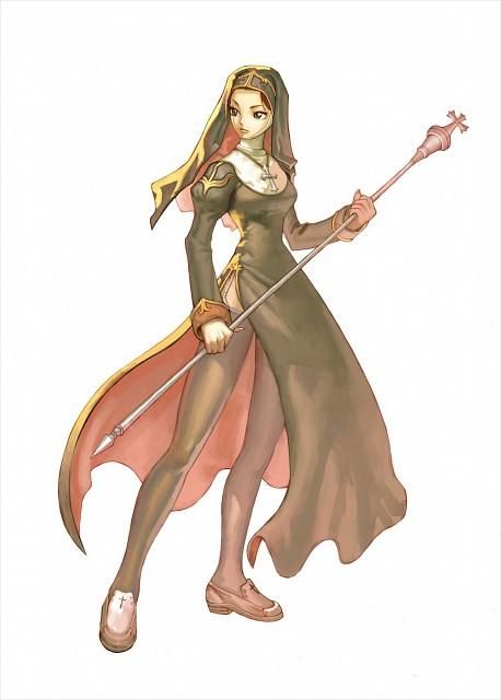 Ragnarok Online, Priestess (Ragnarok Online)