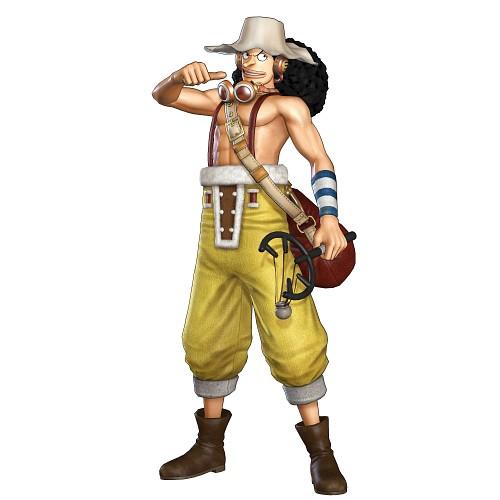 Eiichiro Oda, Toei Animation, One Piece, Usopp, Official Digital Art
