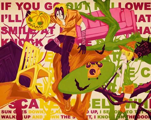 Madhouse, Majin Tantei Nougami Neuro, Neuro Nougami, Yako Katsuragi Wallpaper