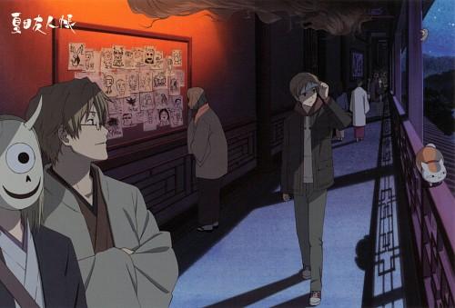 Yuki Midorikawa, Brains Base, Natsume Yuujinchou, Shuuichi Natori, Hiiragi (Natsume Yuujinchou)