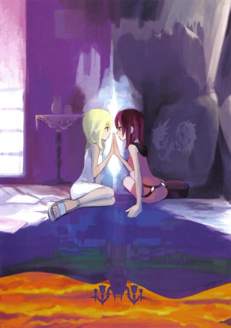 Shiro Amano, Art Works Kingdom Hearts, Kingdom Hearts, Kairi, Naminé