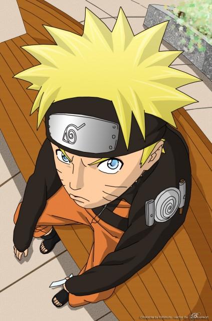 Studio Pierrot, Naruto, Naruto Uzumaki, Vector Art