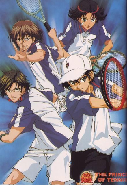 Takeshi Konomi, J.C. Staff, Prince of Tennis, Kunimitsu Tezuka, Ryoma Echizen