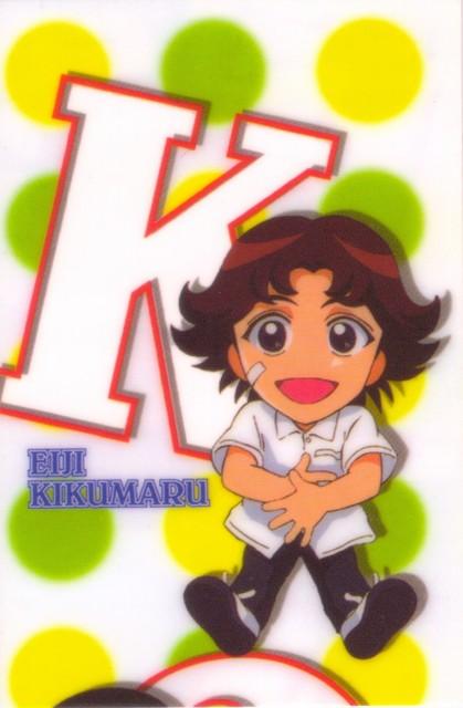 Takeshi Konomi, J.C. Staff, Prince of Tennis, Eiji Kikumaru