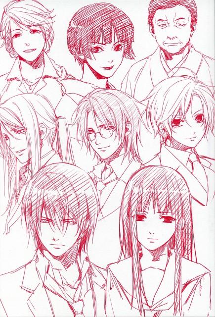 Yone Kazuki, Idea Factory, Hanaoni, Sahara Moegi, Kanna Asagiri