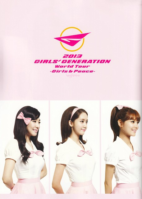 Sooyoung, Yoona, Tiffany, Girls Generation