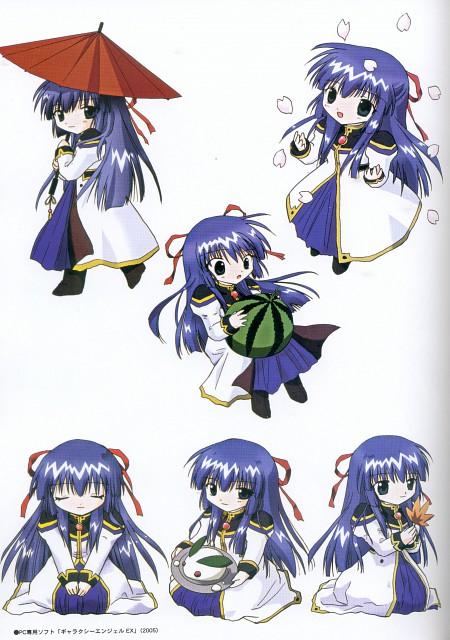Kanan, Broccoli, Madhouse, Galaxy Angel, Chitose Karasuma