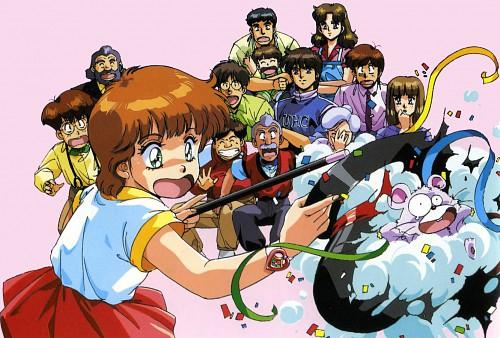 Studio Pierrot, Magical Star Magical Emi, Akira Matsuo, Junichi Kazuki, Haruko Nakamori