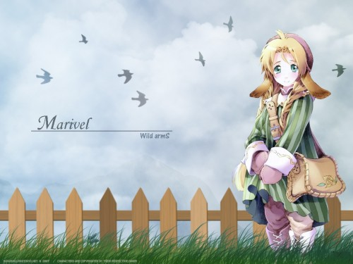 Wild Arms, Mariel (Wild Arms) Wallpaper