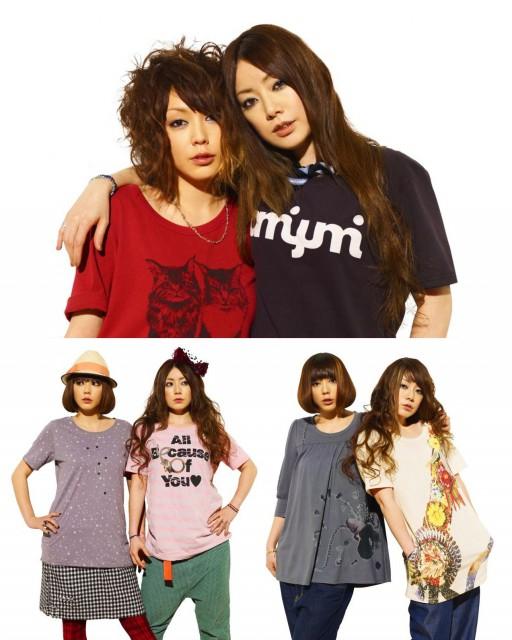 Yumi Yoshimura, Ami Onuki, PUFFY