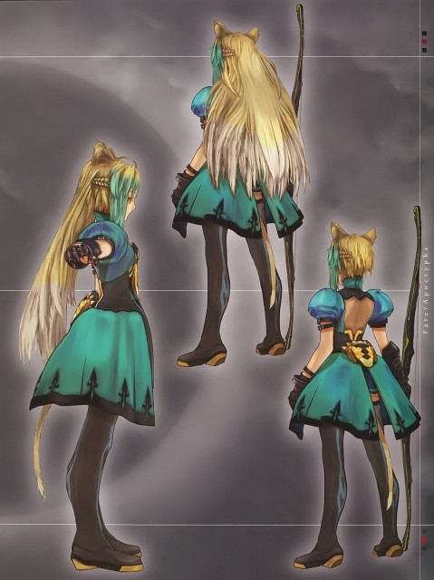 Ototsugu Konoe, Closet Child, Fate/Apocrypha, Atalanta, Character Sheet