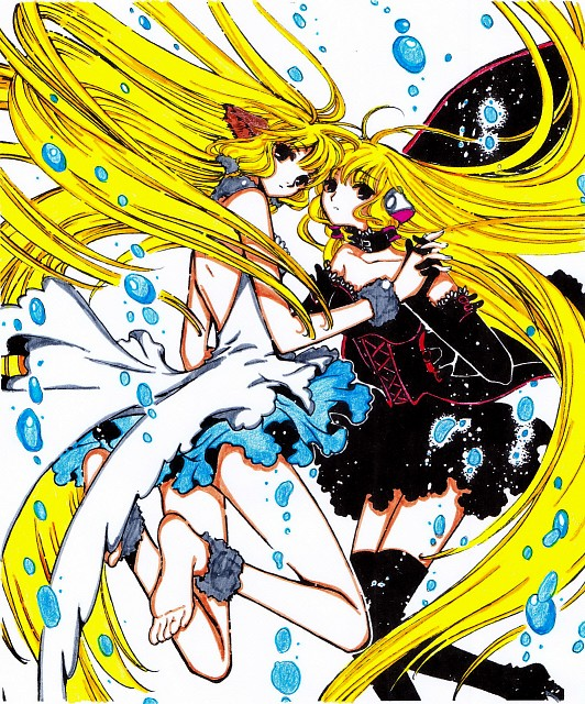 CLAMP, Bee Train, Chobits, Tsubasa Reservoir Chronicle, Freya