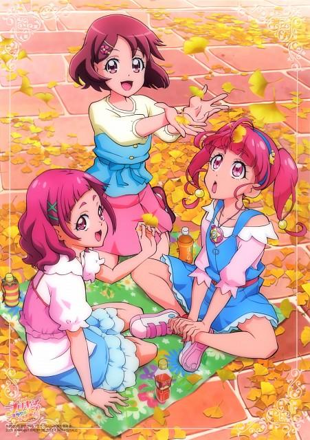 Toei Animation, Healin'Good Precure, Star Twinkle Precure, HUGtto! Precure, Precure All Stars