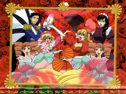 Hatori Bisco, BONES, Ouran High School Host Club, Mitsukuni Haninozuka, Hikaru Hitachiin