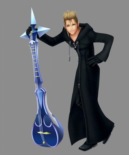 Square Enix, Kingdom Hearts, Demyx