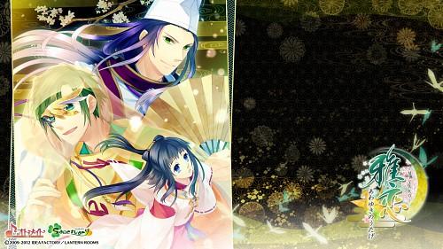 Idea Factory, Miyako (Game), Sayuki Sangou Shikigami, Izumi Miya, Abe no Seimei (Miyako)