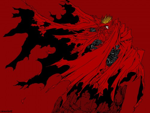 Madhouse, Trigun, Vash the Stampede, Vector Art Wallpaper