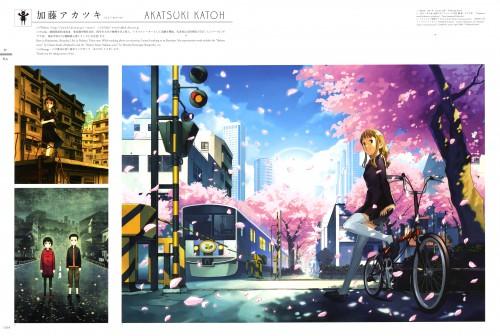 Akatsuki Katou, 100 Masters of Bishojo Painting , Pixiv Girls Collection, Pixiv