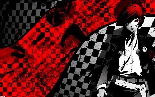 Shigenori Soejima, Anime International Company, Atlus, Shin Megami Tensei: Persona 3, Minato Arisato Wallpaper