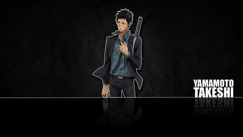 Akira Amano, Katekyo Hitman Reborn!, Takeshi Yamamoto Wallpaper