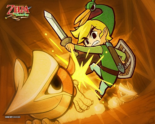 Nintendo, The Legend of Zelda: The Minish Cap, The Legend of Zelda, Toon Link, Link