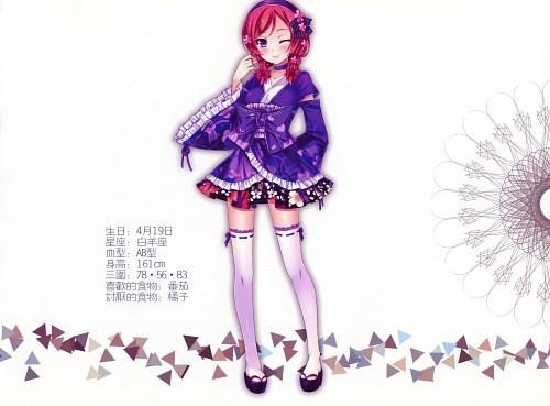 Grandia (Mangaka), Fireworks In Summer Night, Love Live! School Idol Project, Maki Nishikino, Doujinshi