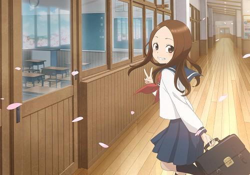 Souichirou Yamamoto, Shin-Ei Animation, Karakai Jouzu no Takagi-san, Takagi, Official Digital Art