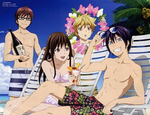 Kouhei Tokuoka, Toka Adachi, BONES, Noragami, Kazuma (Noragami)