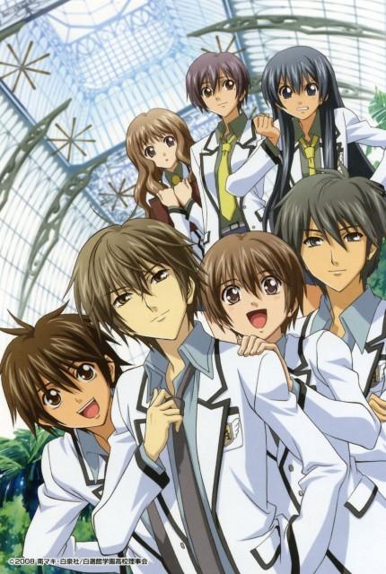 Anime International Company, Gonzo, Special A, Kei Takishima, Megumi Yamamoto