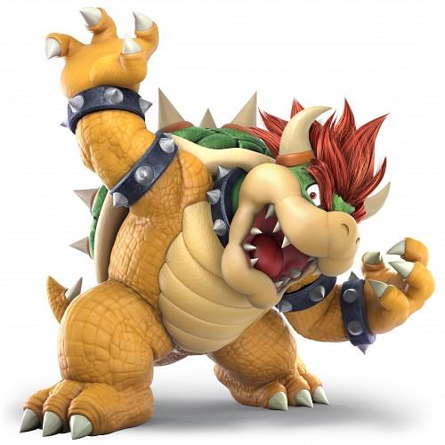 Nintendo, Super Smash Bros. Ultimate, Super Mario, Bowser