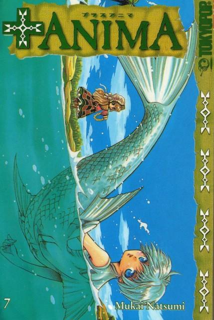 Natsumi Mukai, Plus Anima, Nana (Plus Anima), Husky (Plus Anima), Manga Cover