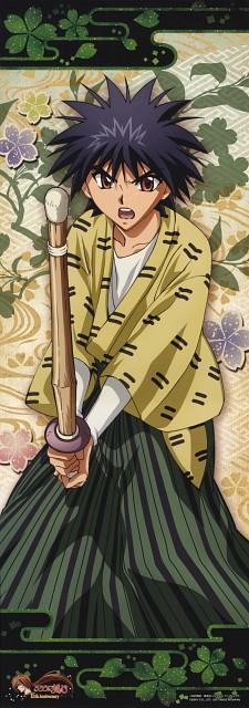 Nobuhiro Watsuki, Hiromitsu Hagiwara, Studio DEEN, Rurouni Kenshin, Yahiko Myoujin