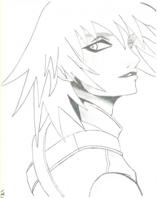 Square Enix, Kingdom Hearts, Riku, Member Art