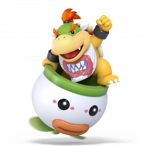 Nintendo, Super Smash Bros. Ultimate, Super Mario, Bowser Jr.