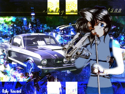 Kenichi Sonoda, OLM Digital Inc, Gunsmith Cats, Irene Vincent Wallpaper